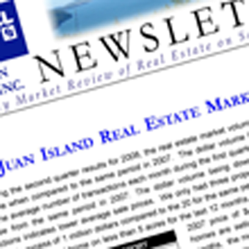 Quarterly Real Estate Newsletter